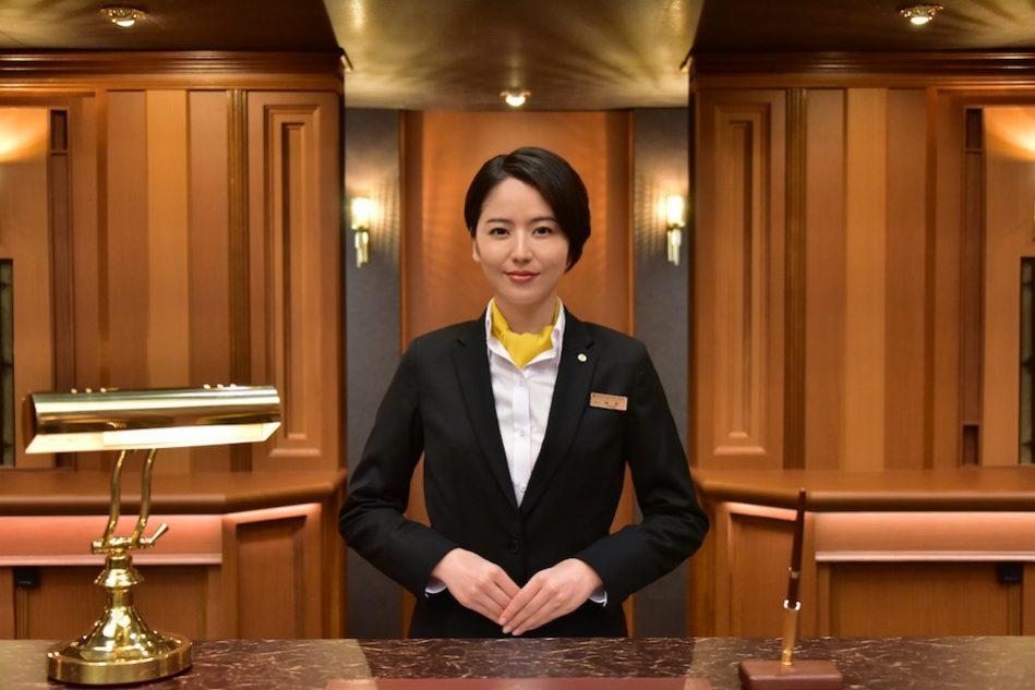 マスカレードホテル・長澤まさみ