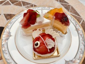 フランドールのケーキ