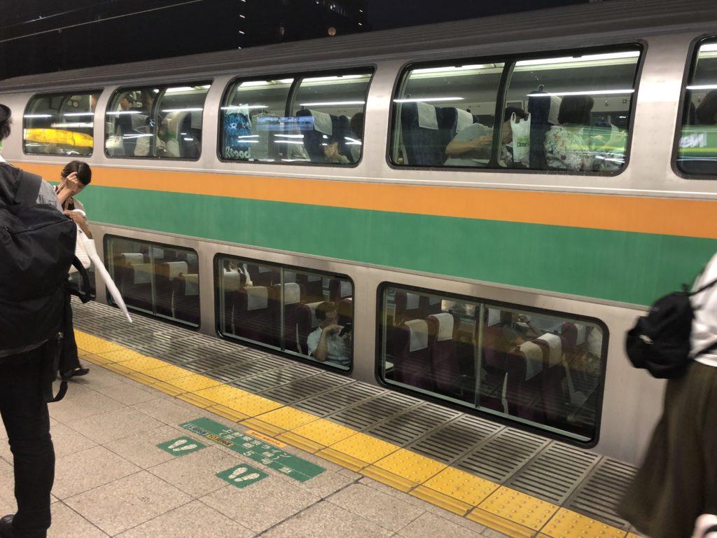 東京上野ライン
