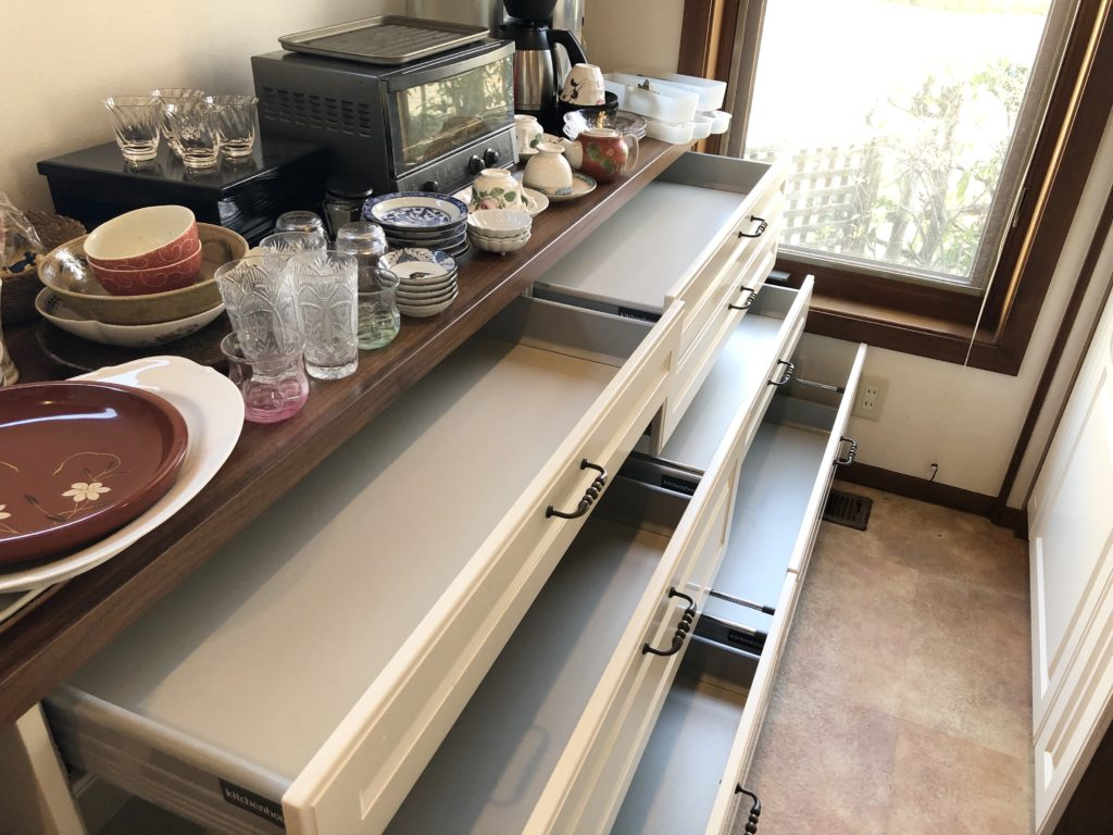 キッチン大掃除