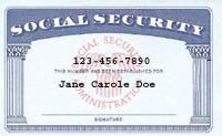 社会保障番号