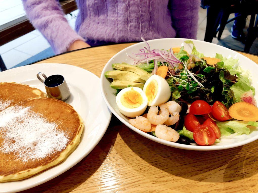 JS.Pancake Cafe
