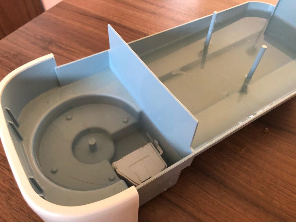 加湿器フィルター洗浄