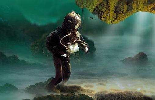 コロナと潜水服
