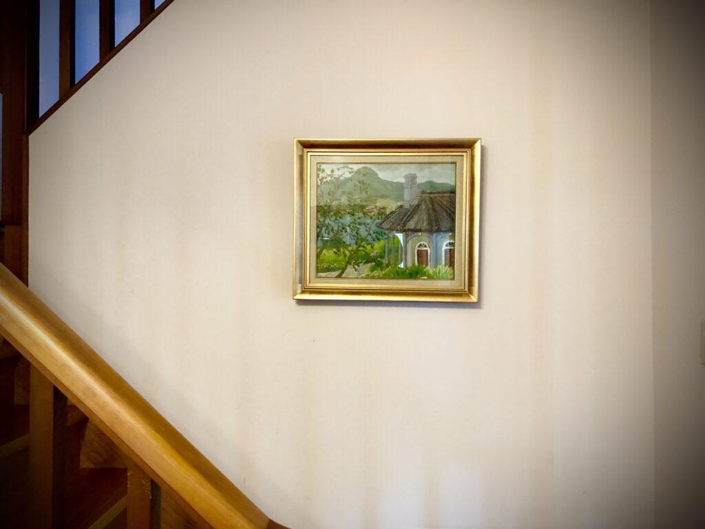 グラバー邸の絵