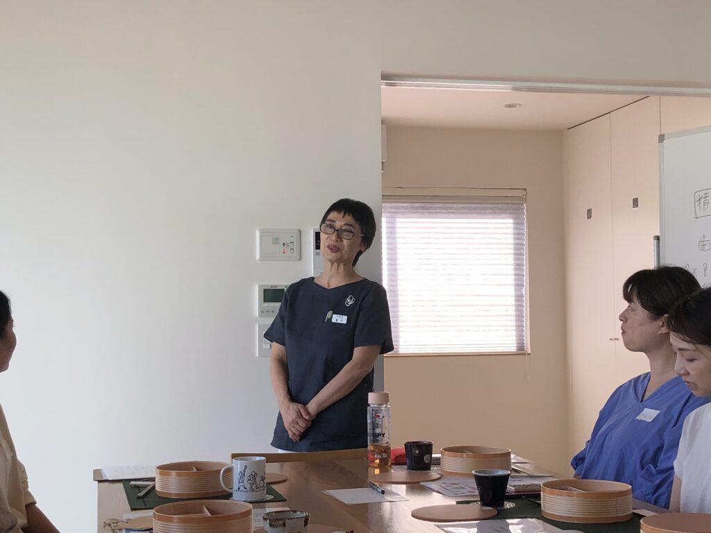 船戸博子先生の薬膳ランチ会